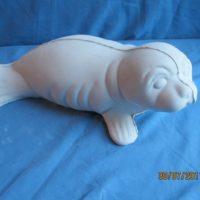 ex lge seal (FR 123)  bisqueware