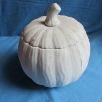 sittre 288x: med harvest pumpkin   bisqueware