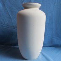 "VASE 208 duncan 957 12"" designer vase  bisqueware"