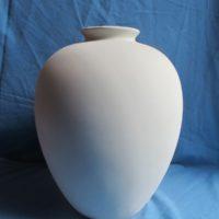 VASE 162 van pacific MVPJO108 large blossom vase  41cmH,24cmW  bisqueware