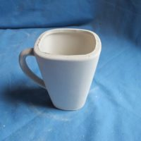 van pacific MVPO 836 quadro cup  bisqueware